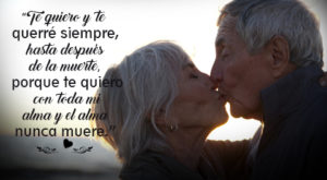 Imagenes de parejas de ancianos enamorados