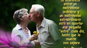 Ancianos con reflexiones