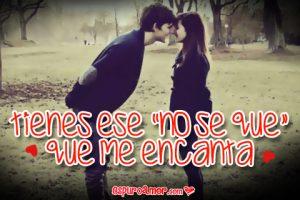 Imagen de Amor para Publicar en Tu Muro de Facebook con Frase de Puro Amor