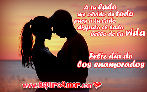 imágenes de san valentin con parejas enamoradas mirandose abrazandose en un atardecer frente al mar