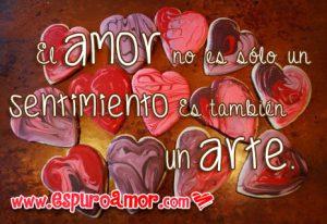 imágenes de arte de amor pintura de corazones