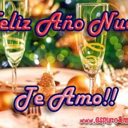 Imágenes de amor de feliz año nuevo para Facebook