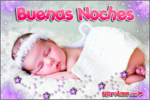 Maravilloso angelito durmiendo y soñando