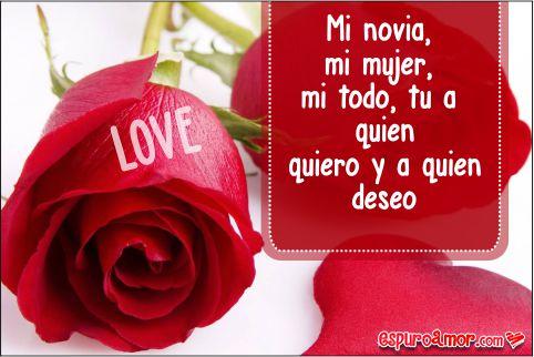 Rosas para un love