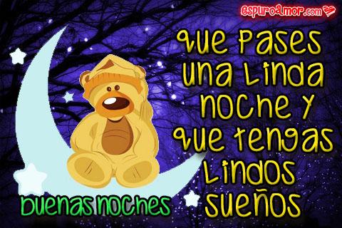 Buenas Noches Imagenes Tarjetas Y Frases Para Mi Amor