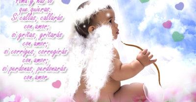 Consejos de Amor con Bebes Angelitos para Compartir
