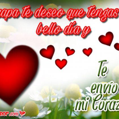 Corazones Rojos de Amor para Enviar a Enamorada
