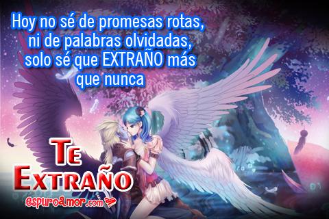 Apasionada angelita de anime para enamorado