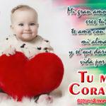 Fotos de Amor con Corazones y Lindos Bebes
