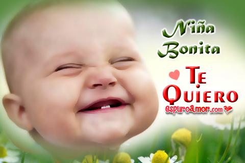 bebazo cachetón con una sonrisita que cautiva