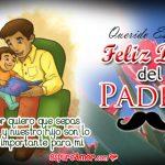 Dedícale a tu Papacito Bellas Postales para Celebrar su Día