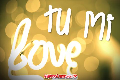 Tu mi love