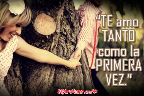 Imágenes de Amor de Parejas Enamorados con Frases